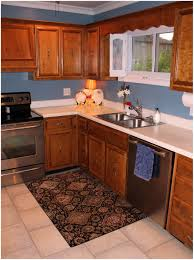 Rug For Kitchen Floor Kitchen Black And White French Country Kitchen Rugs Kitchen