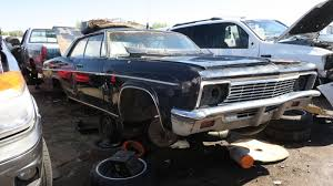 Junkyard Find: 1966 Chevrolet Impala Sport Sedan - The Truth About ...