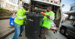 Sanitation Worker Job Description The Dangerous Job Of Picking Up Garbage Phillyvoice