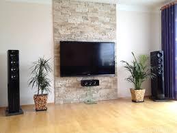 Wandgestaltung Kamin Home Design Ideas