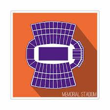 Clemson Tigers Stadium Seating Chart
