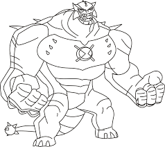 1600x1429 ben 10 coloring pages free inside ten