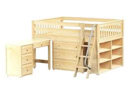 full size low loft bed full over full low bunk bed perfect storage low loft bed with stairs