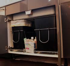 Full Size of Other Kitchen:stainless Steel Best Of Under Sink Kitchen Bin  Series Undersink ...