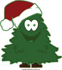 Image result for christmas tree clip art