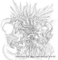 ドラゴンイラストwork 七海ルシアイラストギャラリー Horse And