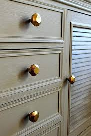 diy drawer knobs ways spray paint can make your stuff look more diy wood drawer knobs