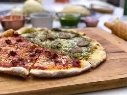 pâte à pizza express sans levure sans montée