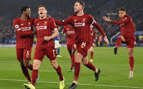 Liverpool face leicester city at anfield in sunday evening premier league football. Trent Alexander Arnold And Liverpool Deliver Masterclass At Leicester To Put One Hand On Premier League Title
