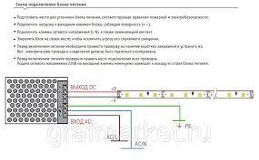 <b>Блок питания AC-230/DC-24V</b>, <b>IP20</b>, 100W, цена 1483 руб, купить ...
