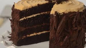 Light Peanut Butter Cake Chocolate Peanut Butter Cake Recipe Video