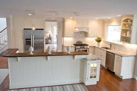 French Country Kitchen And Coastal Dining Room  Jenna Buck Gross Coastal Kitchen Images
