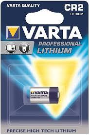 <b>Батарейка CR2 Varta</b> Professional Lithium 6206 CR2 арт.07664 ...