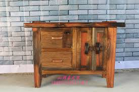 ship wood furniture. qinyuanchun old ship solid wood furniture pantry cabinets bedside cabinet corner washing sideboardin children from on t
