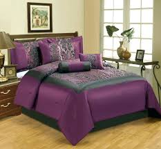 plum bedding sets purple comforter california king bed sheets twin
