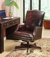 leather desk chair. Classic Leather Desk Chair