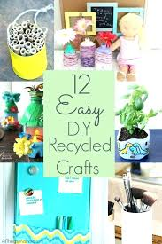 easy projects for kids recycled crafts kid engineers diy room