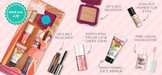 benefit makeup sles