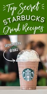 I have a keurig that makes espresso starbucks secret menu. 20 Starbucks Secret Drink Recipes To Try In Currentyear Frappuccino S Refreshers And More Passion For Savings