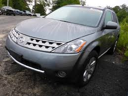 2006 nissan murano quality used oem replacement parts east