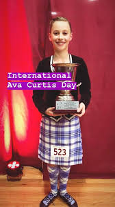 Our 2018 12 years Champion comes from... - The International Highland  Dancing Festival Australia | Facebook