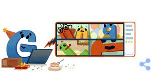 Google Doodle celebrates 22nd birthday with letter 'G' on a video call |  Trending News,The Indian Express