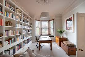 Reading Room In House Impressive Tidy Library Room In A House Ideas Softeny