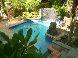 How To Build A Small Garden Swimming Pool