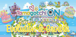 Tamagotchi Growth Chart Tamagotchi On Meets Evolution Guide Growth Charts Vpet