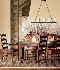 rustic dining room chandeliers