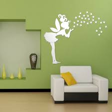 2015 rushed real poster 35 stars diy fairy with 3d wall stickers mirror face office bedroom aliexpresscom buy office decoration diy wall