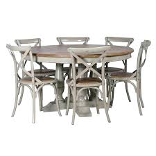 oak table cafe oak round table grey distressed round dining table set view oak table legs
