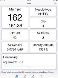 Ktm Jetting Ios Sports Apps Appdropp