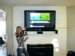 tv over fireplace ideas over fireplace ideas over fireplace heat shield fireplace ideas for heat shield
