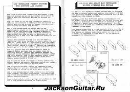 jackson j80c wiring diagram jackson diy wiring diagrams
