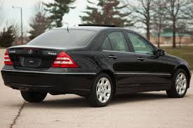 2005 Used Mercedes-Benz C240 For Sale