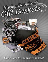gift basket melissa renee mora harley davidson baskets