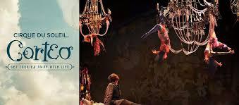 Cirque Du Soleil Corteo Moda Center Portland Or