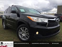 Pre Owned Black 2014 Toyota Highlander AWD XLE In Depth Review ...
