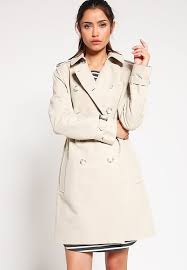 french connection trenchcoat silver stone women code 1005875