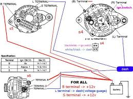 wiring alternator diagram wiring image wiring diagram lucas 3 pin alternator wiring diagram lucas auto wiring diagram on wiring alternator diagram