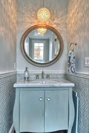 best of powder room chandelier for ways to go wild with lighting lights ideas pictures