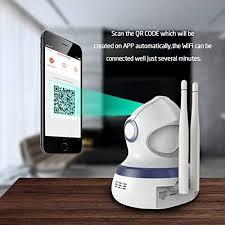 Wireless 1080P Security Camera, Corprit Home Surveillance Ip Camera ...