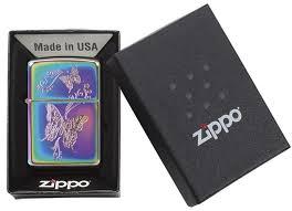 <b>Зажигалка Zippo</b> Butterflies Spectrum 28442