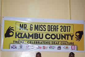 mr miss deaf a photo essay thika town today many deaf people feel one of their biggest difficulties is the hearing culture