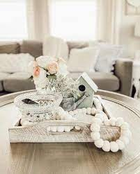 With below creative farmhouse coffee table décor ideas, you can design it easily by yourself. Simple Charming Farmhouse Coffee Table Decor Ideas Farmhousehub