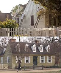historic exterior paint colorsA house of a different color  Making History