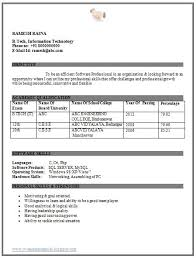 resume format for hardware and networking sample resumes for freshers  engineers resume sample word format .