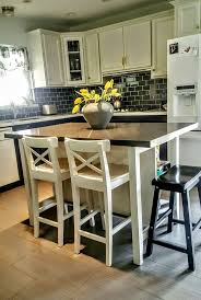 glass countertops ikea stenstorp kitchen island lighting flooring