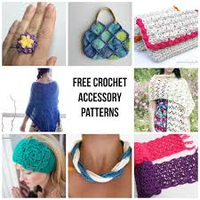 Free Crochet Patterns Custom Decorating
